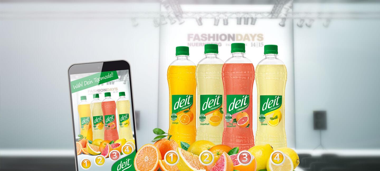 DEIT® goes Fashion!