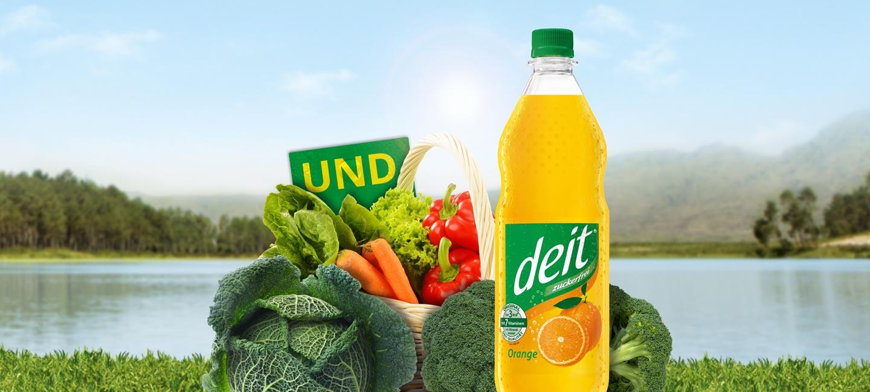 Gesund ernähren!