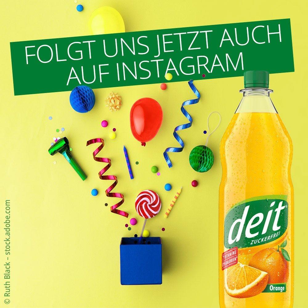DEIT Instagram